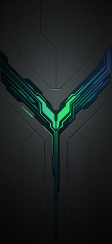 Xiaomi Black Shark 2 Stock Wallpapers DroidHolic 1
