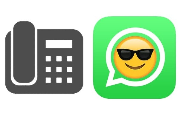 USE WHATSAPP WITH LANDLINE NUMBER