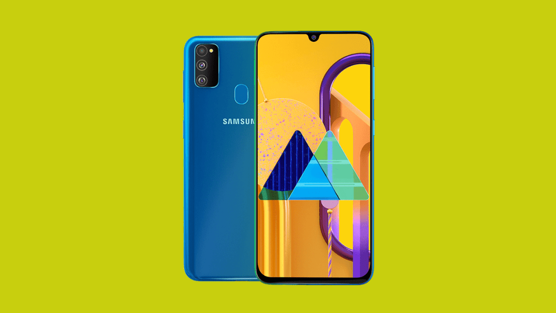 Samsung Galaxy M30s Design
