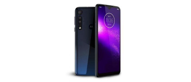 Motorola One Macro Design