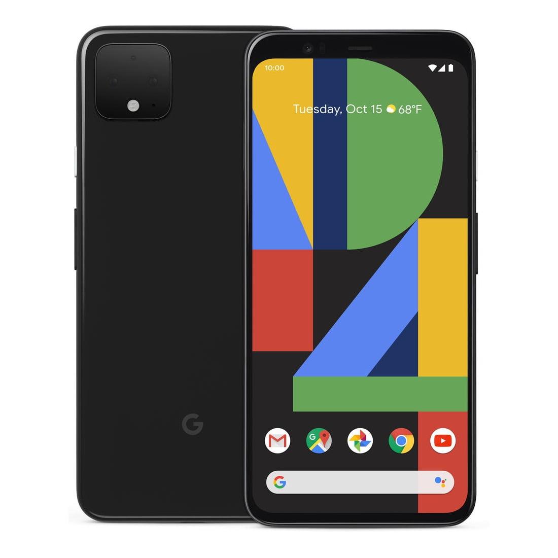 Google Pixel 4 Just Black