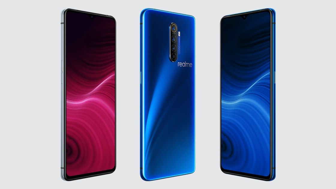 Download Realme X2 Pro Stock Wallpapers