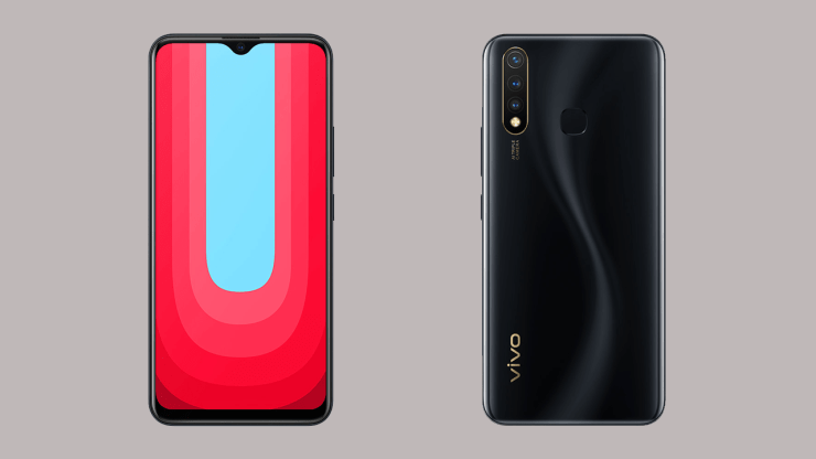 Vivo U20 Pricing