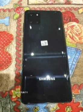 Samsung Galaxy Note 10 Lite Hands On 1