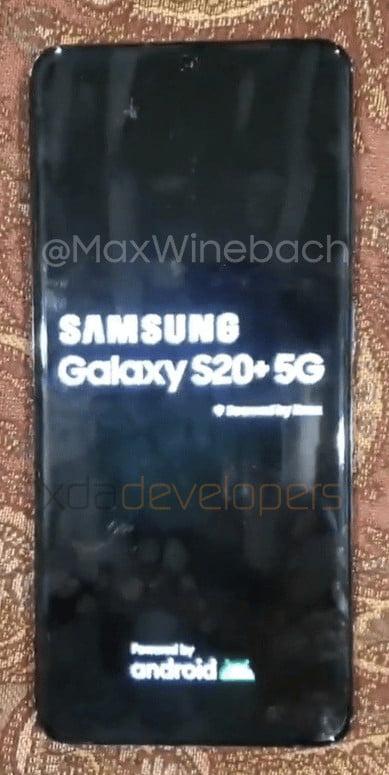 Samsung Galaxy S20+ 5G Live 2