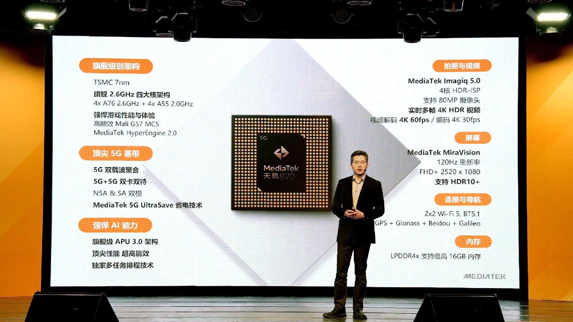 MediaTek's latest processor will help take dual-SIM 5G phones mainstream