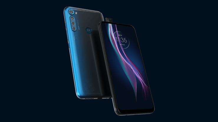 Motorola One Fusion+ Design