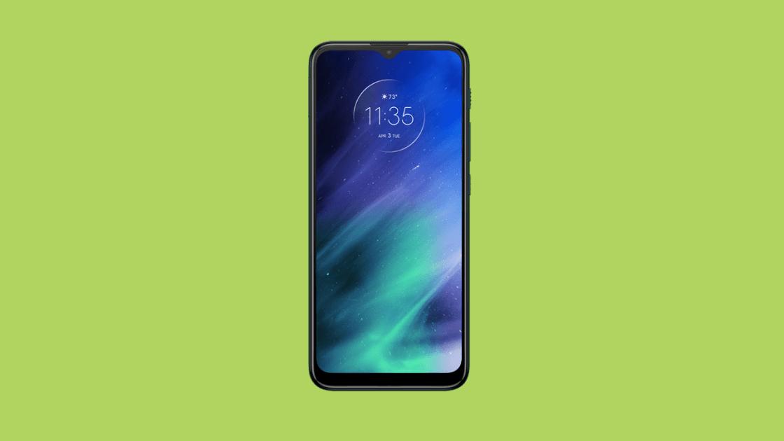 Motorola One Fusion Display