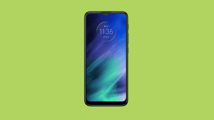 Motorola One Fusion Display