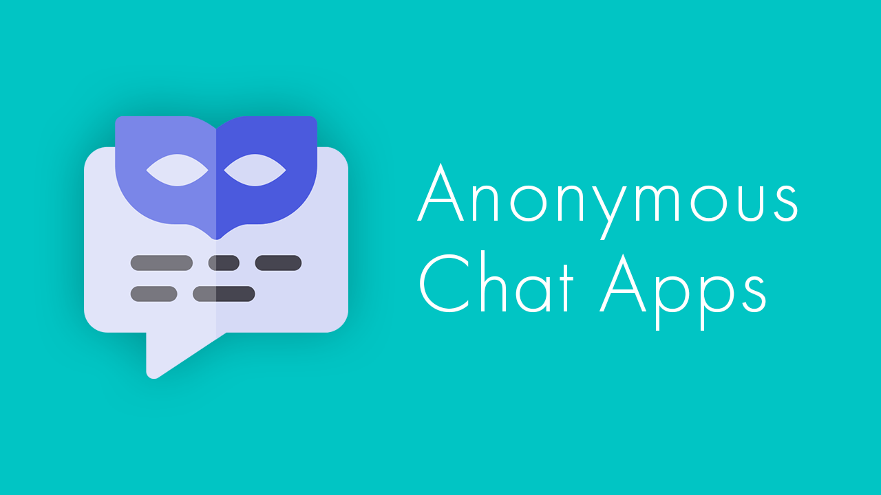 Chat anonym Chat with