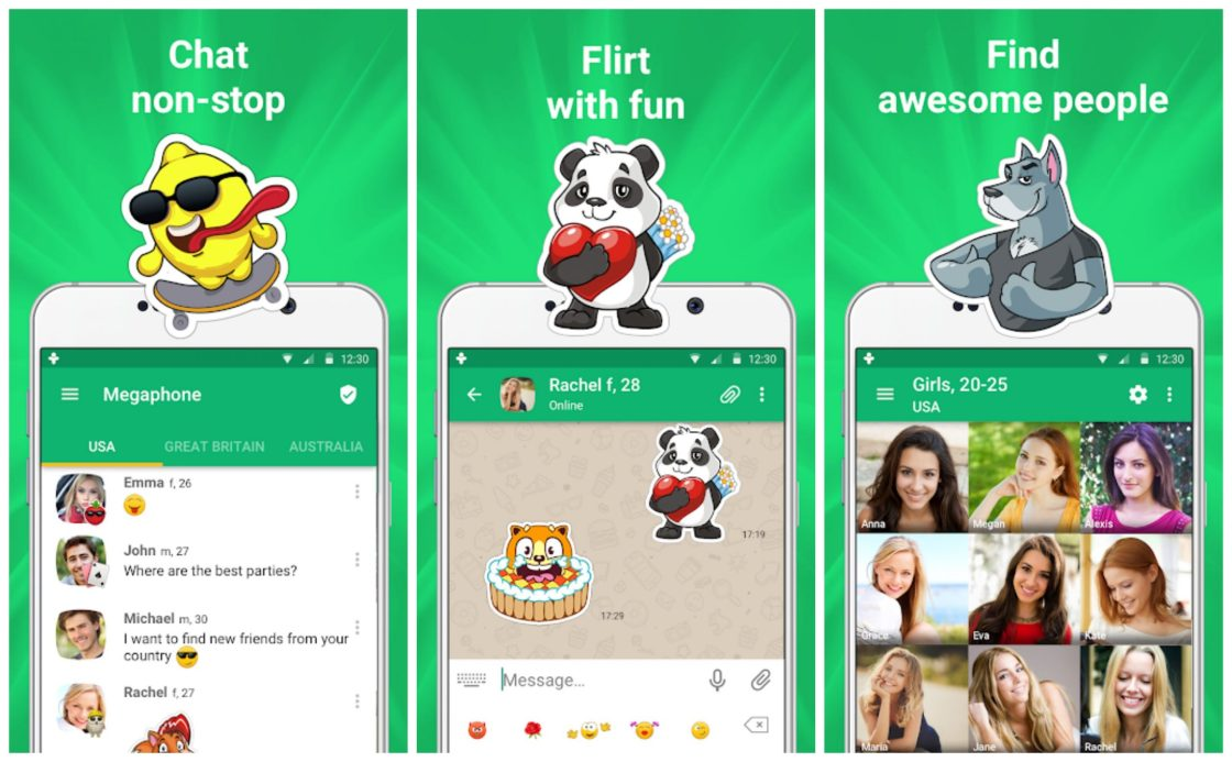 best anonymous chat apps