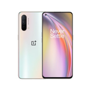 OnePlus Nord CE 5G Silver Ray