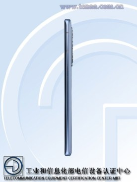 Realme RMX3366 TENAA 1