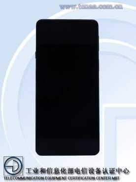 Motorola Edge 20 TENAA 4