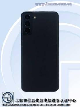 Samsung Galaxy S21 FE TENAA 2