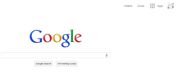 Tampilan UI Google yang baru