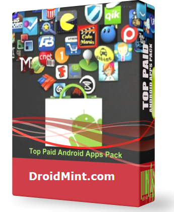 Top Paid Android Apps Pack v1(Free Download)