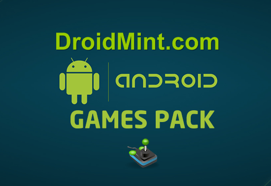 Top Paid Android Games Pack(DroidMint.com )