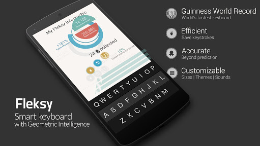 Fleksy Keyboard 5.6 Paid Apk (Latest)(Free Download)