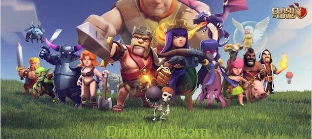 Clash of Clans Unlimited Mod/Hack v7.200.19 APKs [ULTIMATE](Free Download)