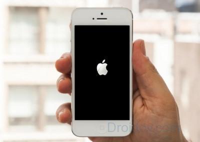 "IPhone nella modalità ""Eternal Apple"""