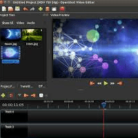OpenShot Video Editor for PC