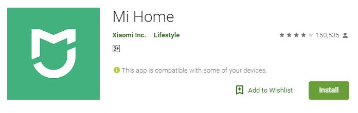 Mi Home PC Download Free