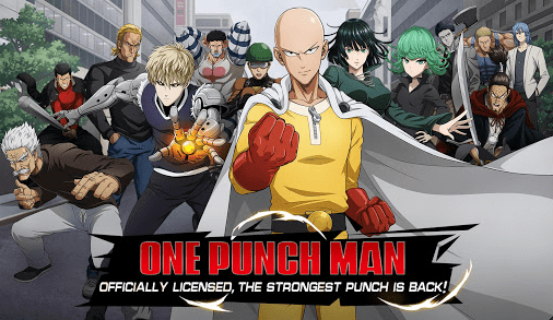 One Punch Man Road to Hero for PC