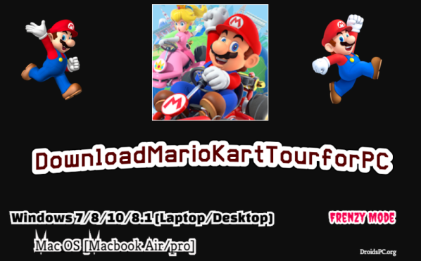 Mario Kart Tour for PC