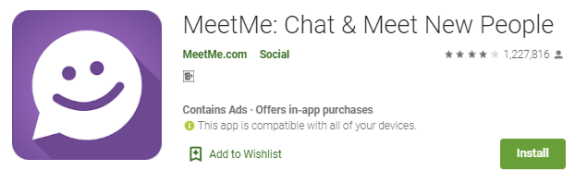 MeetMe Chat Download for PC