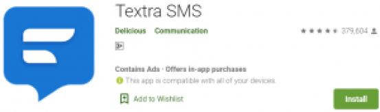 Textra SMS For Windows