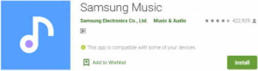Samsung Music For PC Download