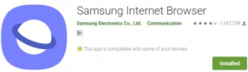 Samsung Internet Browser For PC Download