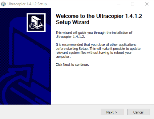 UltraCopier for PC
