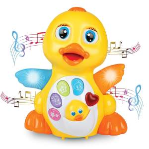 Educational Musical Duck Toy for kids | Educational toys for kids in India