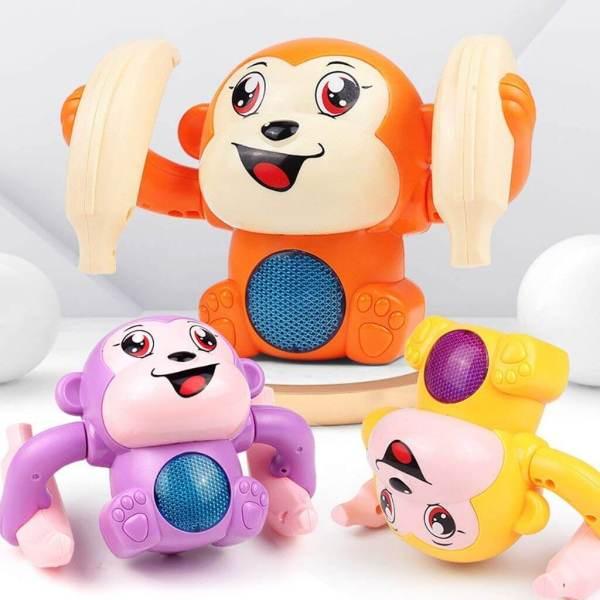Tumble Monkey Toy For Kids