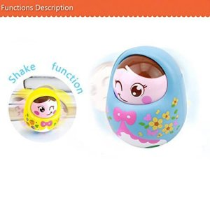 Push and Shake Roly Poly Tumbler Doll for kids | Best Tumbler Doll for kids