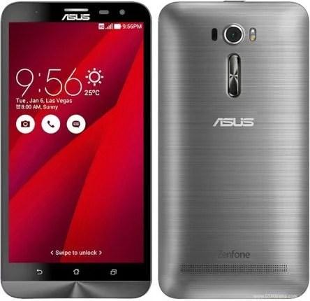 Asus Zenfone 2 Laser ZE601KL Gets A New Firmware Update From Its Manufacturer The Arrives As Version WW V214012202161 Rolls