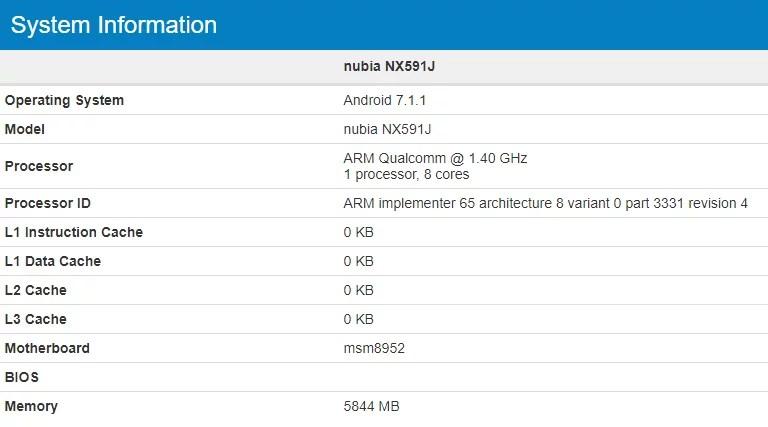specifications | DroidVendor