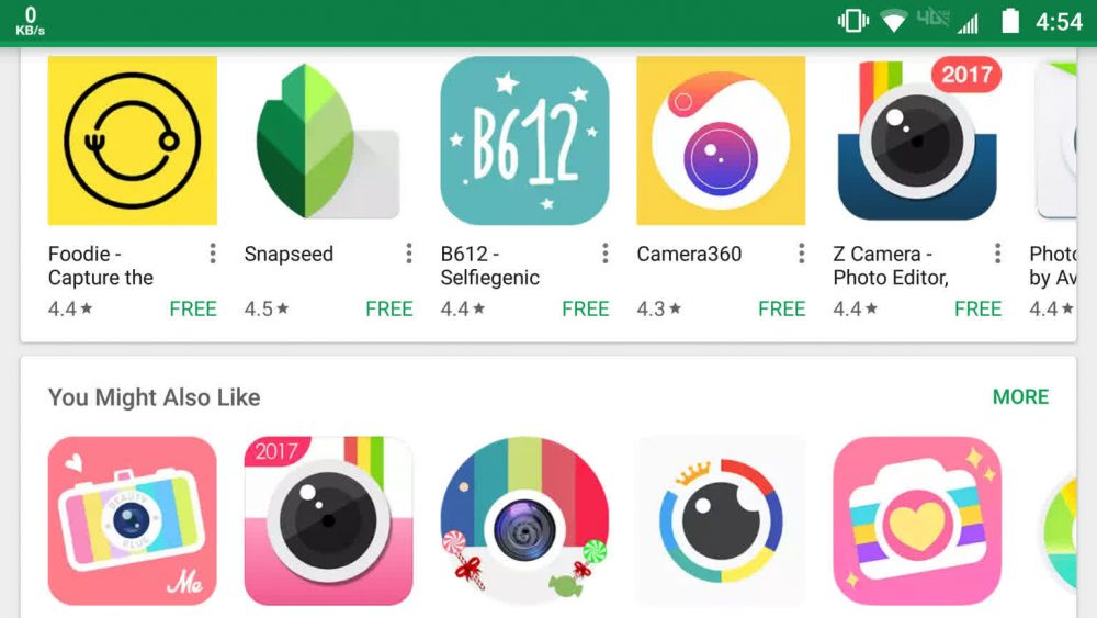 best Camera apps for Android | | DroidVendor