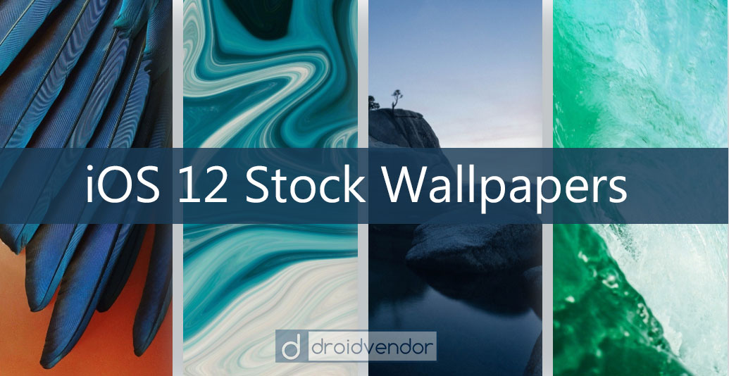 ios 12 stock wallpaper: Download IOS 12 Stock Wallpapers