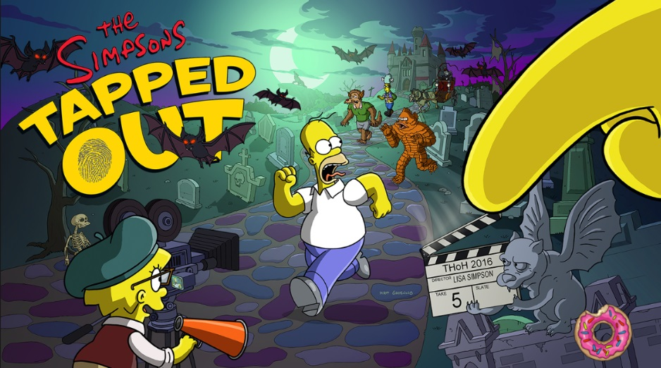 simpsons tapped out apk 2018