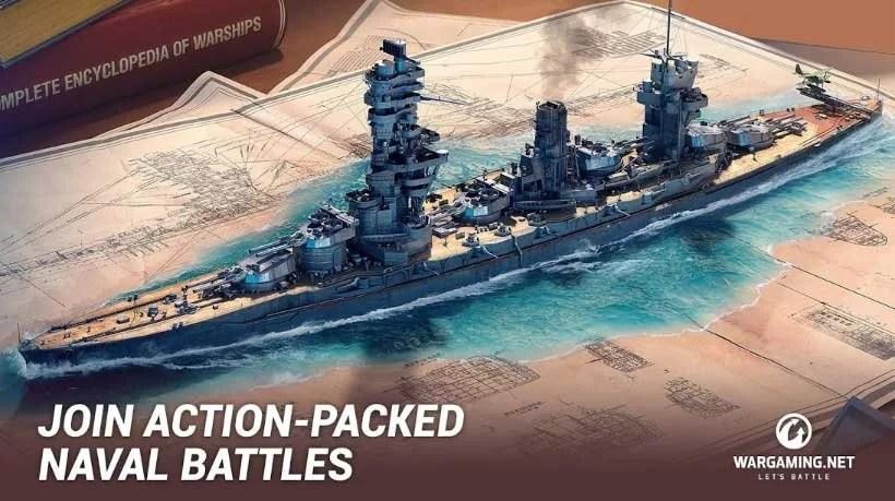 world of battleships blitz mod apk