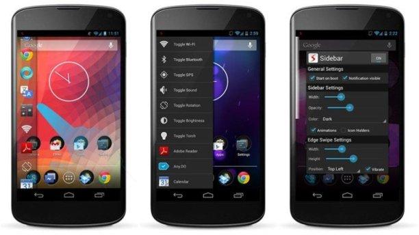 Sidebar-App-Android
