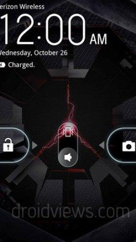 Motorola Droide Razr abgesicherten Modus