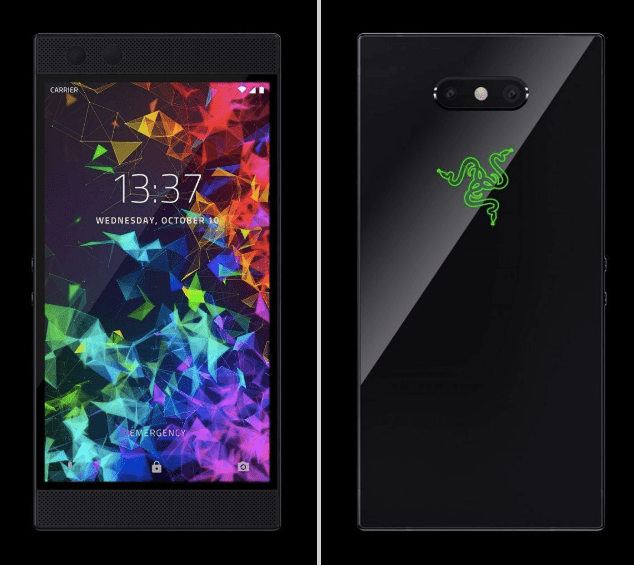 Razer Phone 2 is Official with 8GB RAM, Snapdragon 845, Wireless Charging