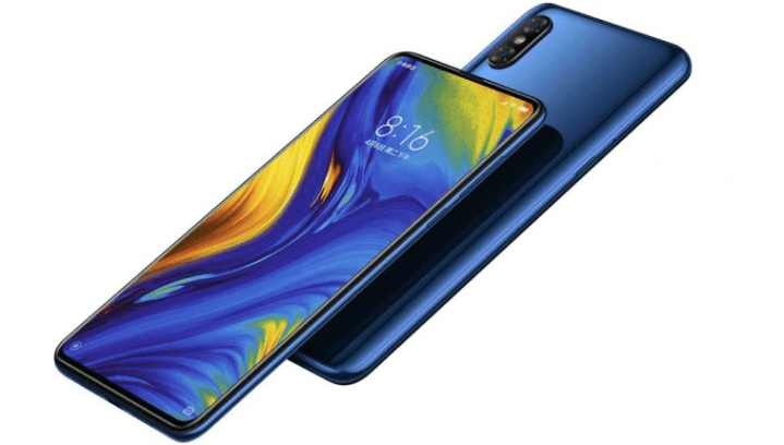 Xiaomi Mi Mix 3 announced with Pop-Up Camera, 960fps Slow-mo, 10GB RAM