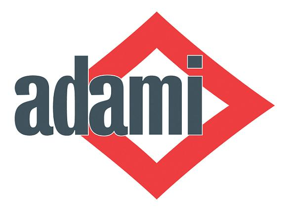 Logo de l'Adami, société de gestion collective des artites-interprètes
