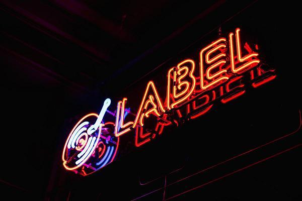 un label de musique