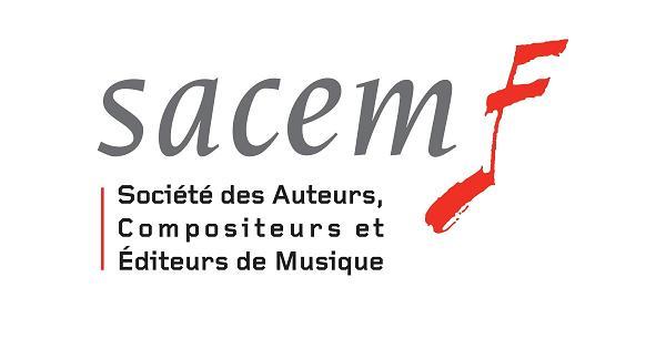 Logo de la Sacem Aide à l'autoproduction de la Sacem